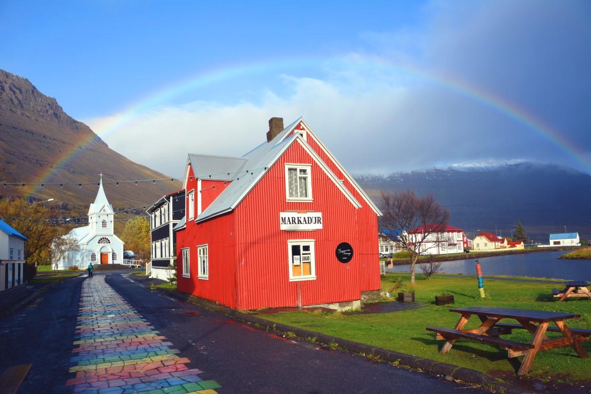 Seyðisfjörður - (Medium)