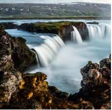 akureyri_waterfall