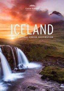 Cruise Iceland brochure
